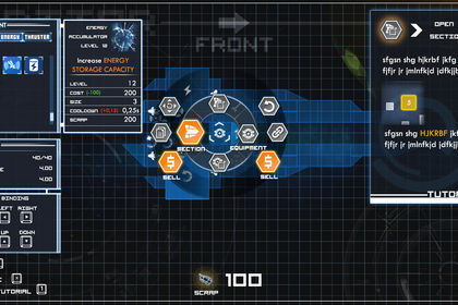 Ui psycho starship rampage