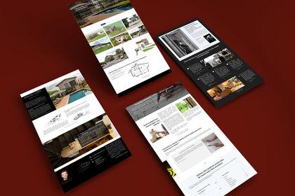 Site Internet vitrine Wordpress