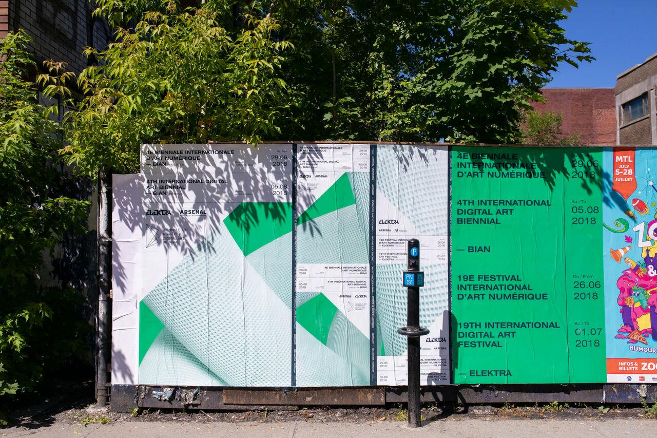 Biennale Internationale d'Art Numérique de Montréa