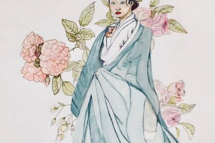 Réalisation #96438 Illustration japonaise