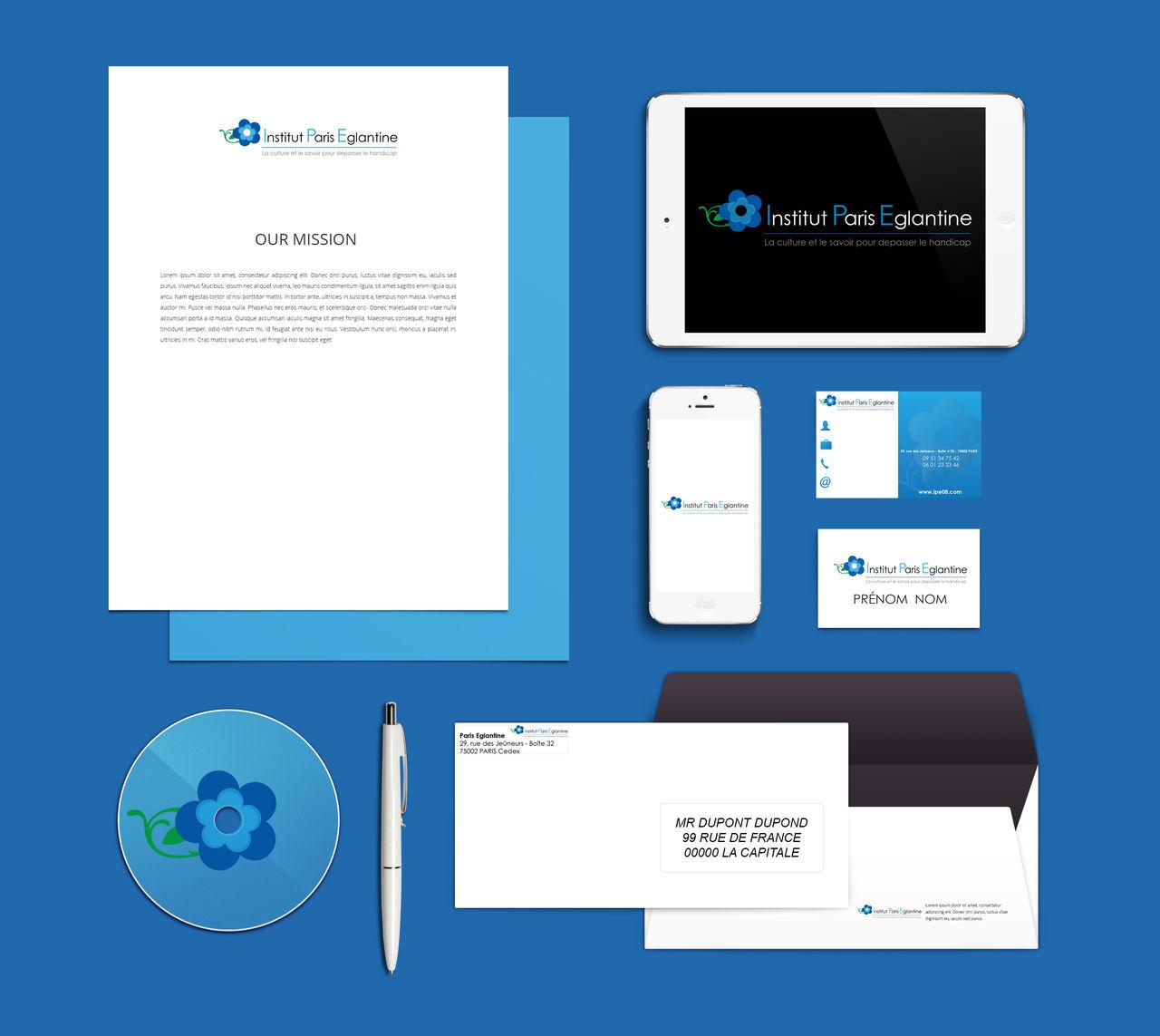 Charte Graphique / Print Design / Infographisme