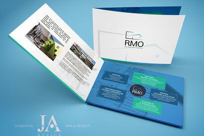 Brochure & logo RMO