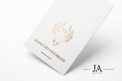 Logo Plancoët Immobilier