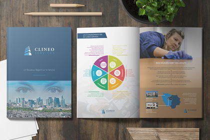 Brochure Clineo Services