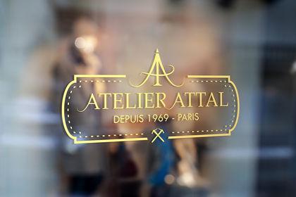 Logo Atelier ATTAL