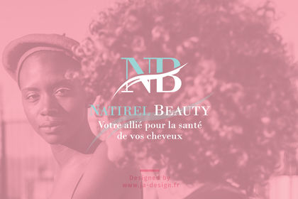 #logo créé pour Natirel Beauty