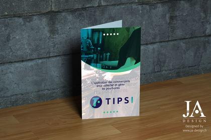 Logo & Flyer TIPSI