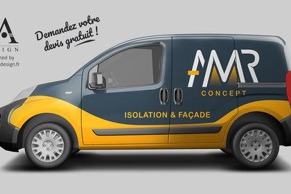 Logo AMR Concept