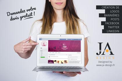 """Page Facebook """"TIBF"""""""