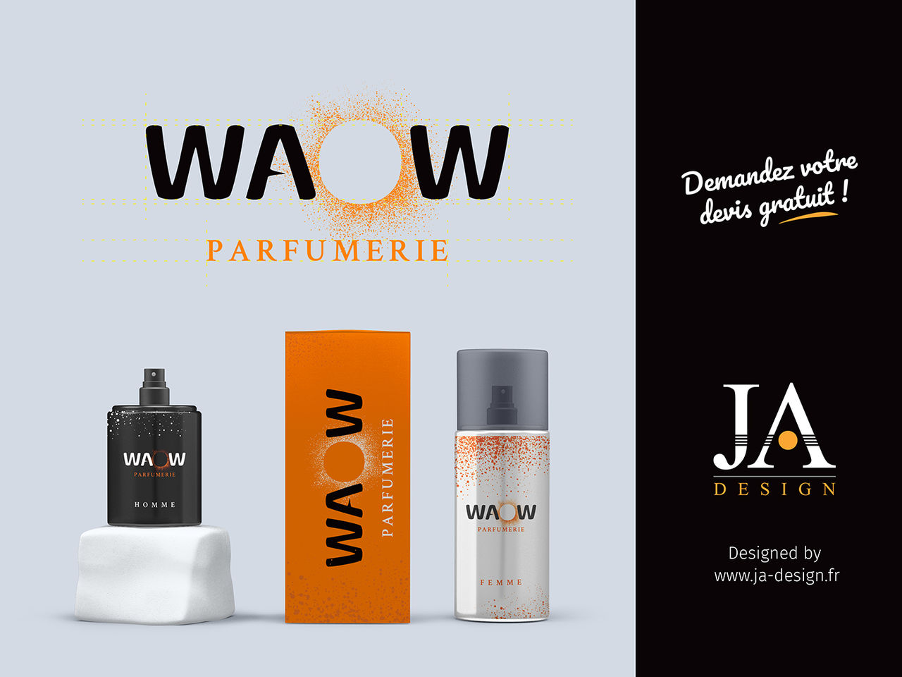 Création de la marque WAOW