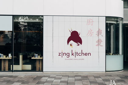 Logo Zing Kitchen
