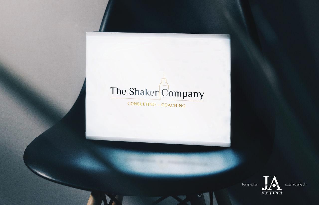"""Logo """"The Shaker Company"""""""