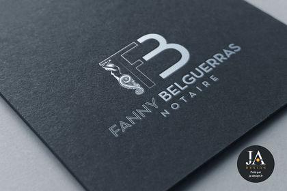 Logo FB - Fanny Belguerras | Notaire