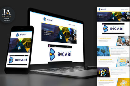 "Web design ""Bicabi"""