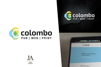 "Logo ""Agence Colombo"""
