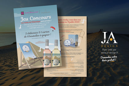 Flyer Jeu Concours