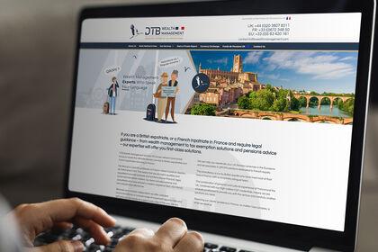 Bannière Web DTB Wealth Management