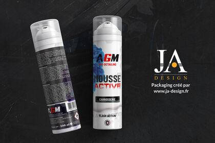 Packaging Mousse AGM