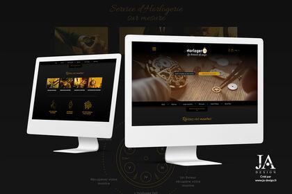 Site web Horloger24