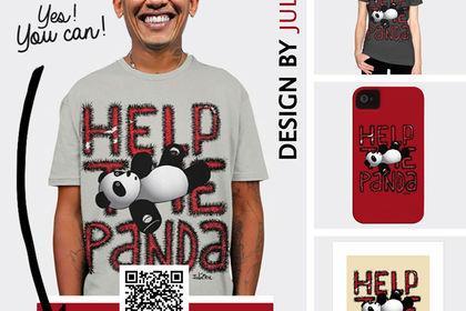 Création de t-shirts et retouche d'images