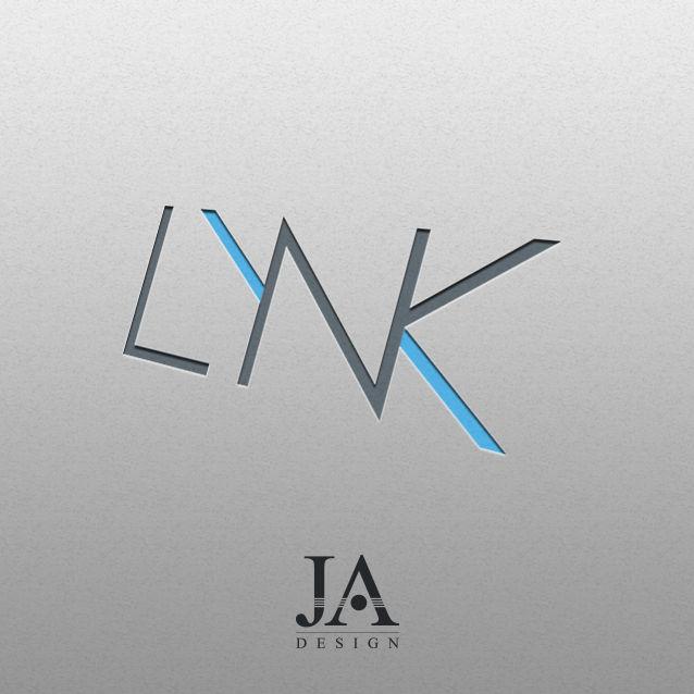 Création du logo LYNK