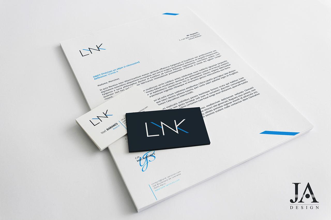 Charte graphique LYNK