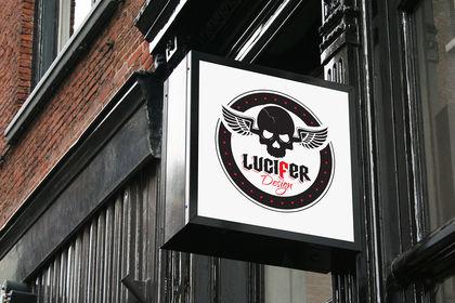 Création du logo Lucifer Design