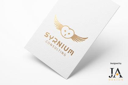 Création du logo Syrnium