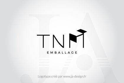 Création du logo TNM