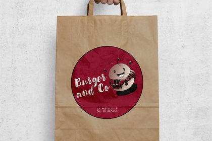 Packaging Burger and Co