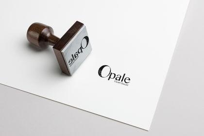 Création logo Opale