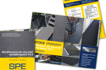 Brochure A4, 4 pages