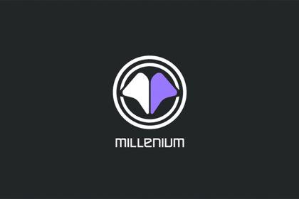 Animation logo Millenium