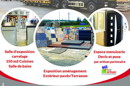 Flyer grossiste Materiaux
