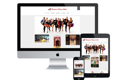 Site ecommerce Chaussure danse latino