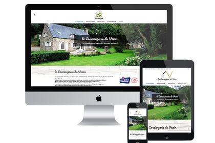 Site internet la conciergerie du Vexin