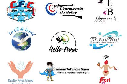Plaquette logos 2020