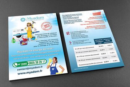 Flyer Myadom