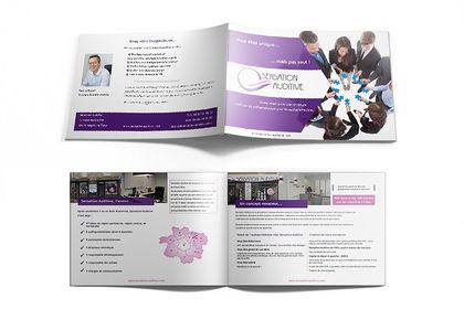 Brochure Sensation Auditive
