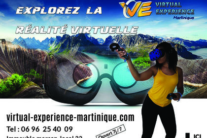 Enseigne Banderole Virtual Experience