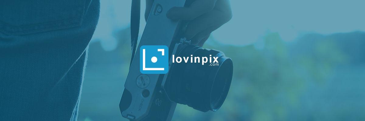 Logo - lovinpix