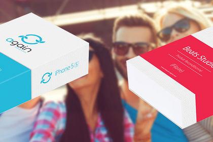 Packaging - Smartphones reconditionnés