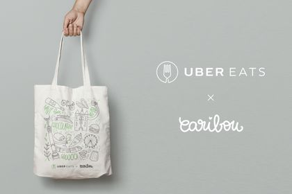 Uber Eats { illustrations }