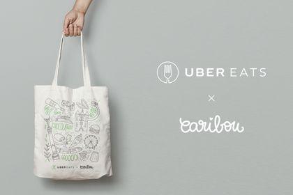 Uber Eats { illustrations }