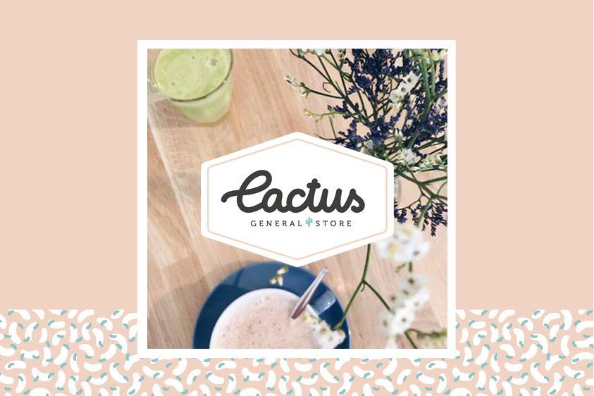 Cactus General Store { identité visuelle }