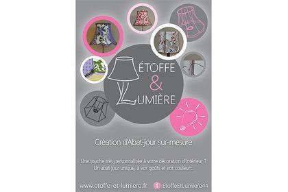 ÉTOFFE & LUMIÈRE
