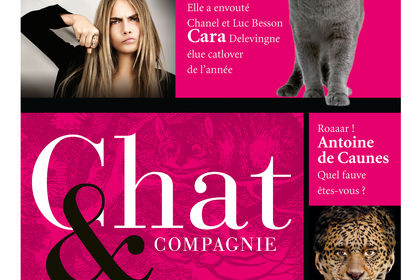 Chat&Compagnie - Livre 128 pages