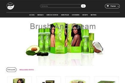 Site Marchand Brunsh And Cream