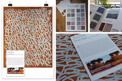 Affiche/Catalogue Iron One
