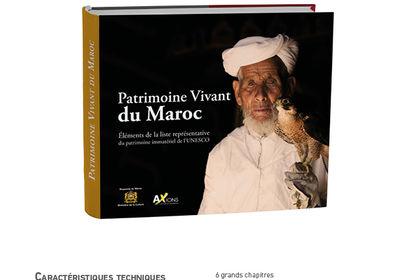 Patrimoine immatériel de l'Unesco au Maroc
